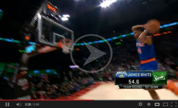 Video courtesy by NBA Youtube
